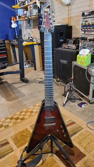 Schecter SLS V-7 for Sale in Johnstown, OH
