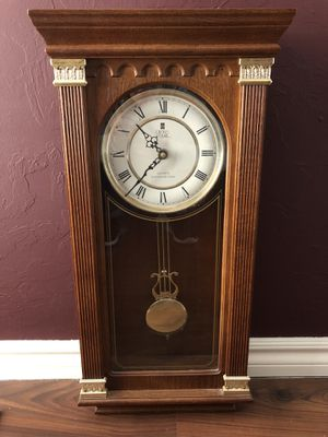Crown Court Quart Westminster Chime for Sale in Moore, OK