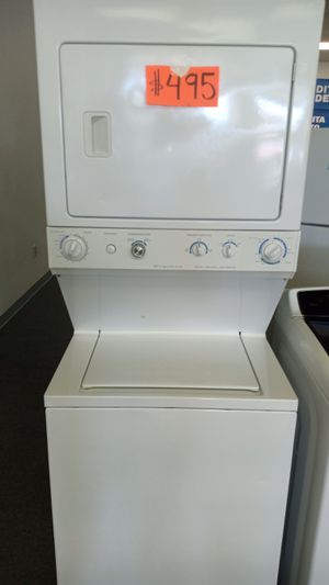 USED Frigidaire stackable unit!! for Sale in Haines City, FL