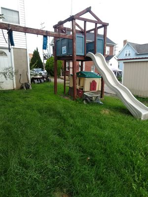 Swing set slide for Sale in New Brighton, PA