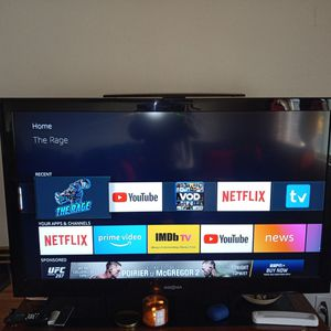 55 inch Insignia TV /w Stand for Sale in San Diego, CA