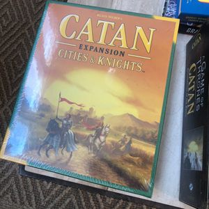 Settlers Of Catan (Special Edition Unopened) for Sale in Los Angeles, CA