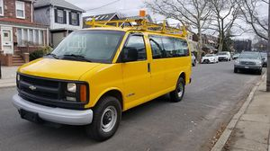 2003 CHEVY EXPRESS CARGO 3500 SERIES 35k miles for Sale in Brooklyn, NY
