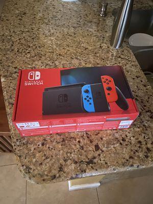 Brand New Nintendo Switch for Sale in Greenacres, FL