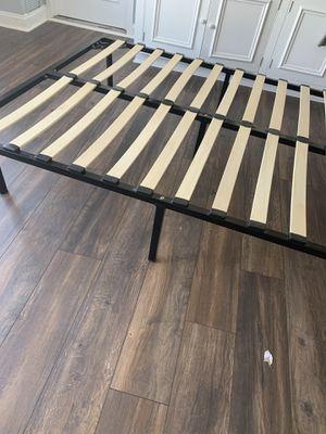 Full size bed frame for Sale in Alexandria, VA