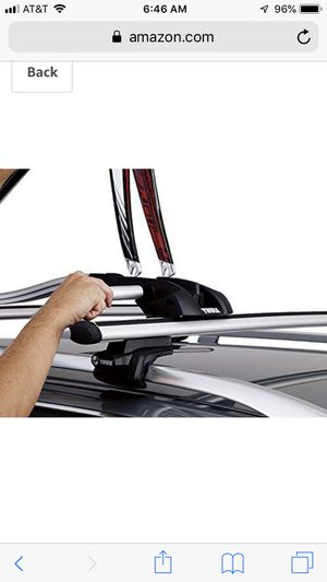 Thule Outride 1-Bike Roof Rack Attachment - (JT47) for Sale in Las Vegas, NV
