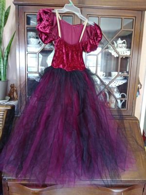 Vestido de bailarina dress XS. Is like a 10 for girls for Sale in City of Industry, CA