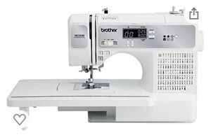 Brother Renewed RXR3340 Computerized Sewing & Quilting Machine, White for Sale in Matthews, NC
