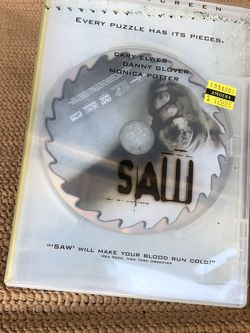 SAW (The Original - DVD) for Sale in Fountain Valley,  CA