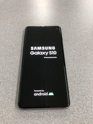 Galaxy S10 Unlocked Firm Price for Sale in Davie, FL