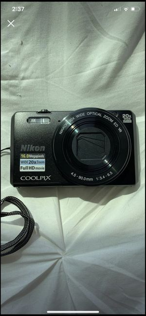 Nikon Digital Camera for Sale in City of Industry, CA