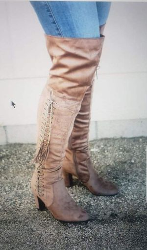 Brand New Over the Knee Boots for Sale in Norman, OK