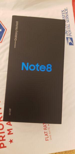 AT&T Samsung Galaxy Note 8 Open Box Desblockeado for Sale in South Gate, CA