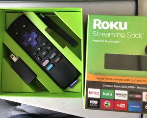 Roku Streaming stick. 1080p HD for Sale in Seattle, WA