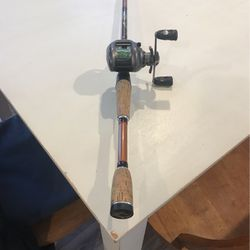 Berkeley Baitcast Pole With Diawa Reel for Sale in Townville,  SC