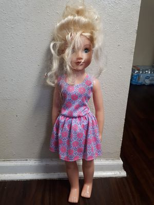 New 2 Feet Tall Doll for 5$ for Sale in Houston, TX
