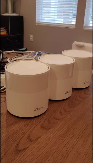 TP-Link Deco X-20 for Sale in Canton, MI
