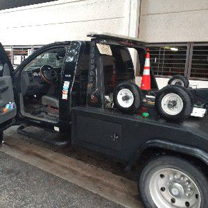 Looking to equipped my tow truck with a winch for Sale in Miami, FL