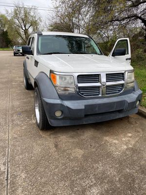 2007 Dodge Nitro for Sale in Tulsa, OK