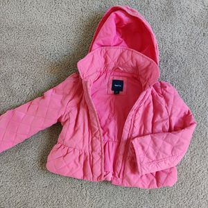 GAP Girls 4-5 Years XS Quilted Jacket for Sale in Escondido, CA