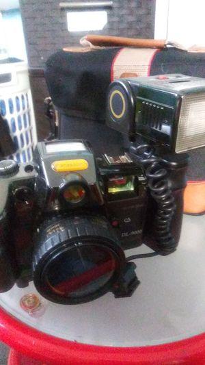 DL-9000 with camera bag for Sale in Glenarden, MD