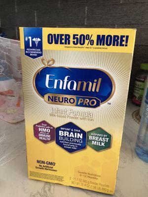 Enfamil NEURO PRO infant formula for Sale in Diamond Bar, CA