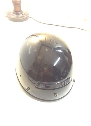 Black motorcycle helmet Small for Sale in Fairfax, VA