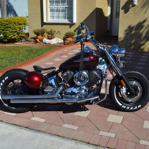 2006 Yamaha v star 1100 Classic for Sale in Fort Lauderdale, FL