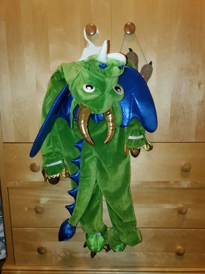 Dragon Costume (2T) for Sale in Berkeley Heights, NJ