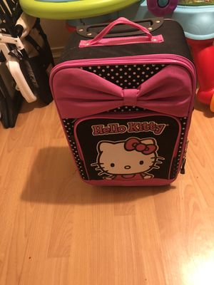 Hello Kitty Luggage for Sale in Garland, TX