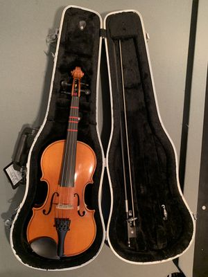 Barely used Leon Albert 3/4 Violin for Sale in Gaithersburg, MD