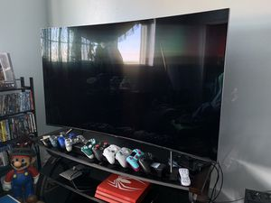 "Samsung 4K curve tv 65"" inches 8500 series for Sale in Hayward, CA"