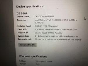 Laptop for Sale in Brockton, MA
