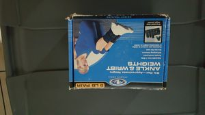 5lb ankle / wrist weights MAKE OFFER for Sale in Colorado Springs, CO