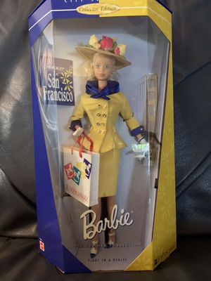 City seasons FAO Schwarz Barbie for Sale in Boring, OR