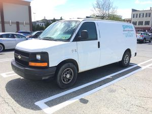 2008 chevy Express cargo van need motor for Sale in North Potomac, MD