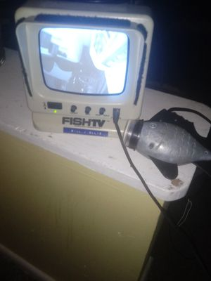 Fish tv cam under water for Sale in Columbus, OH