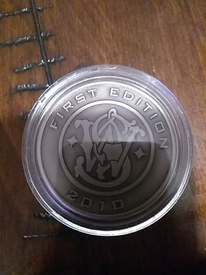 Rare collector Smith and Wesson first edition challenge coin for Sale in Hastings, NE