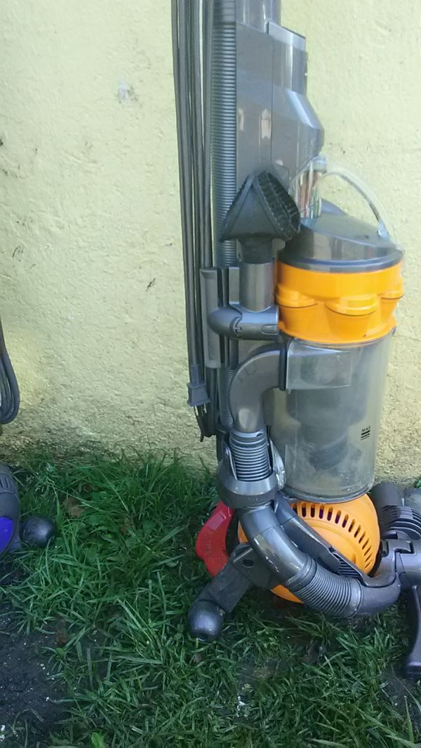 Dyson vacuum cleaners!