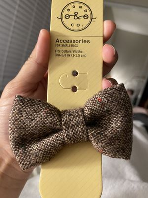 Dog bow for collar for Sale in Murrieta, CA