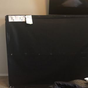 Selling this Ashely Funiture Mattress Foundations for Sale in Arlington, TX