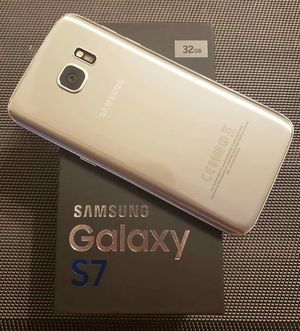 SAMSUNG Galaxy S7, UNLOCKED...Perfect Condition..Like New. Negotiable Price. for Sale in Springfield, VA
