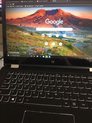 Lenovo Yoga 3 touchscreen laptop for Sale in Miami, FL