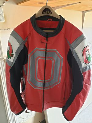 Men's OSU motorcycle jacket. for Sale in CANAL WNCHSTR, OH
