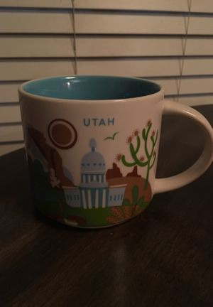 Utah Starbucks mug for Sale in Dallas, TX