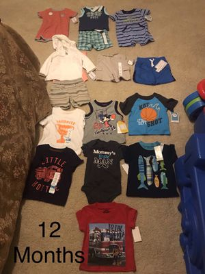 NEW 16 Piece Baby Boy Lot for Sale in Chula Vista, CA