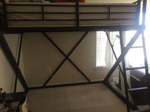 Belfort bunk bed, with desk shelf. for Sale in Ashburn, VA