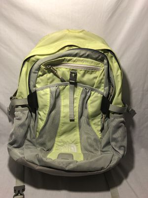 Northface backpack hiking camping school for Sale in Naperville, IL