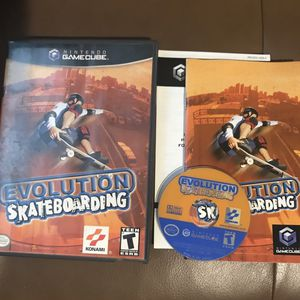 Evolution Skateboarding Nintendo Gamecube for Sale in Orange, CA