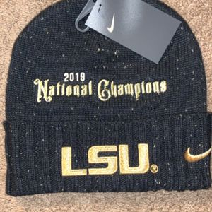 LSU Beanie for Sale in San Marcos, CA